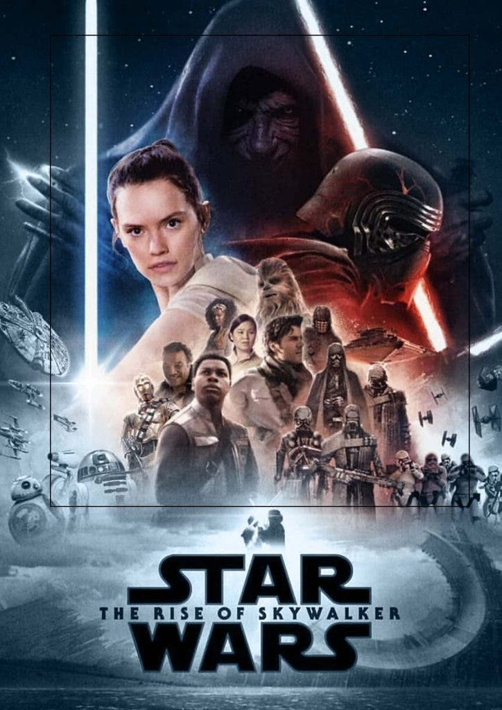 'Star Wars: Rise of Skywalker' Abrams cut is already there, comprising 4 hours