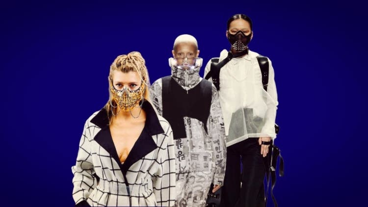 Leaving Behind Glamour As It Aims For Sustainability — Fashion Reinvents Itself
