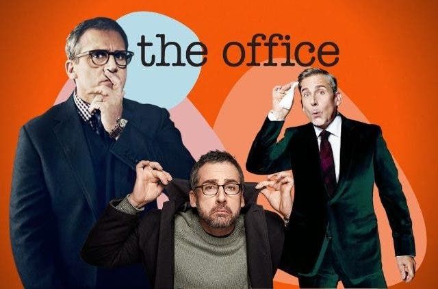 Steve Carell was a murderer in The Office