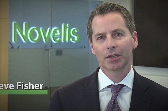 Steve Fisher President And CEO, Novelis Inc Business DKODING