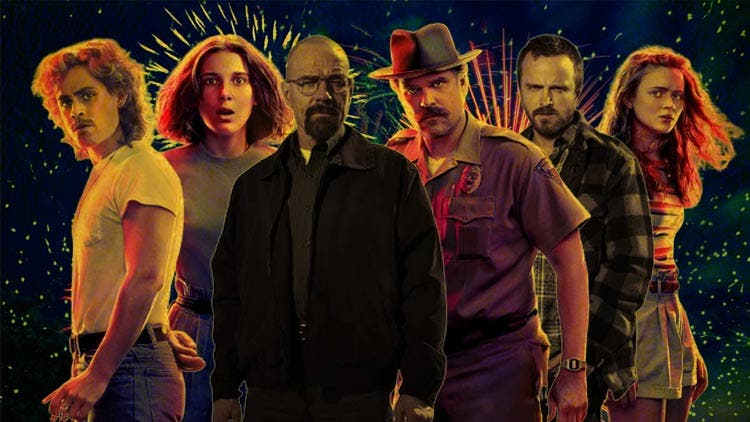 Stranger Things Movie Like Breaking Bad DKODING