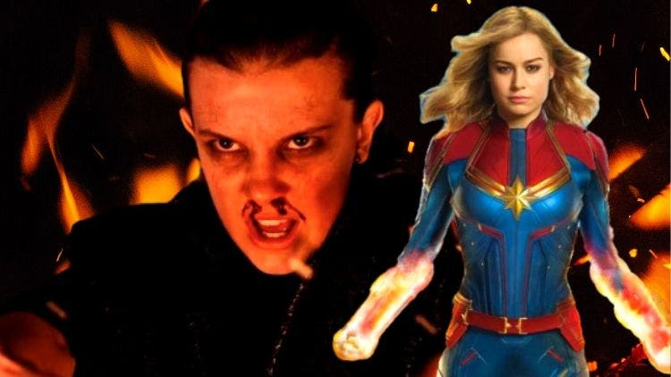 Duffer Brothers To Bring Stranger Things And Captain Marvel Together