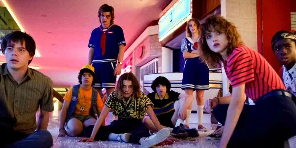 Stranger Things Cast DKODING