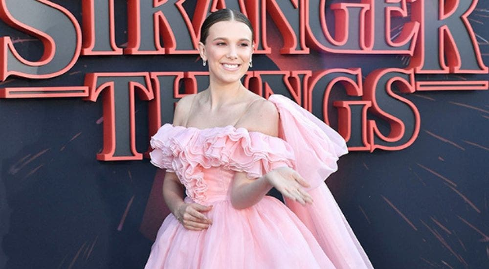 Stranger Things star Millie Bobby Brown made her career from Grey's Anatomy