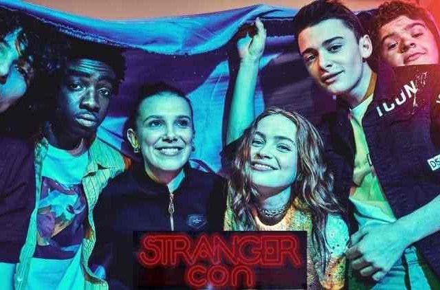 The Stranger Things Convention