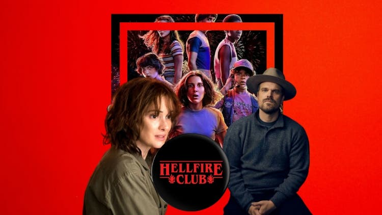Stranger Things Hellfire Club
