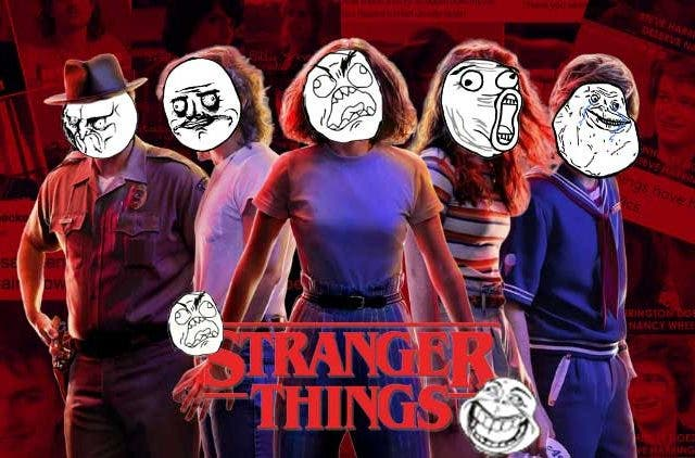 Stranger Things Meme DKODING