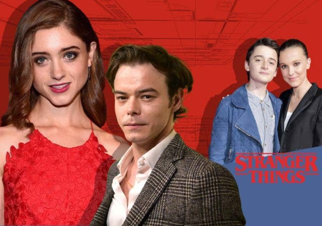 'Stranger Things' Natalia Dyer Is Scared of Looking Non-Fashionable with Her Boyfriend Charlie Heaton in Public