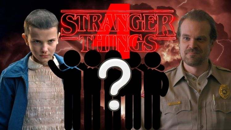 Netflix's New Castings In Stranger Things Leave Eleven and Hopper Feeling Insecure