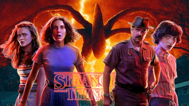 Mind Flayer Will Turn The World Upside Down In Stranger Things Season 4 Finale