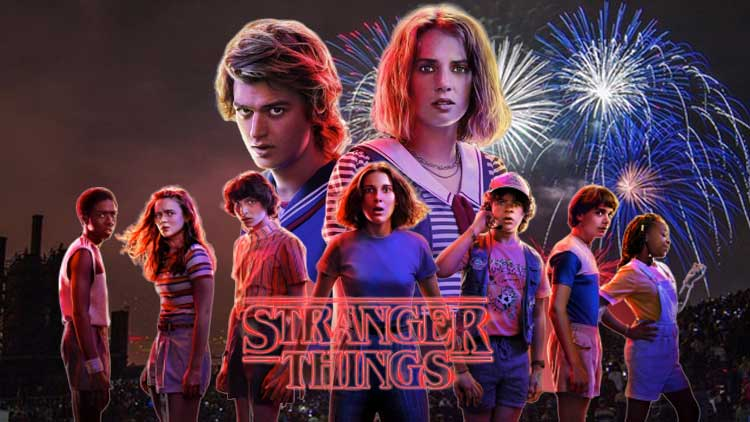 Hopper Is Back With A Release Date For Stranger Things Season 4
