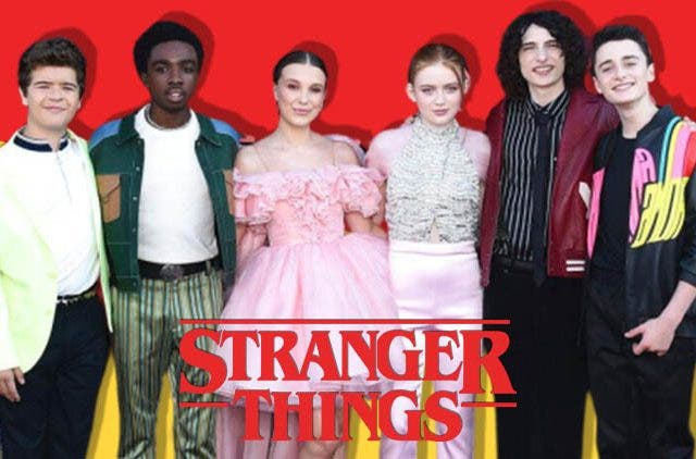 Stranger Things' Season 4