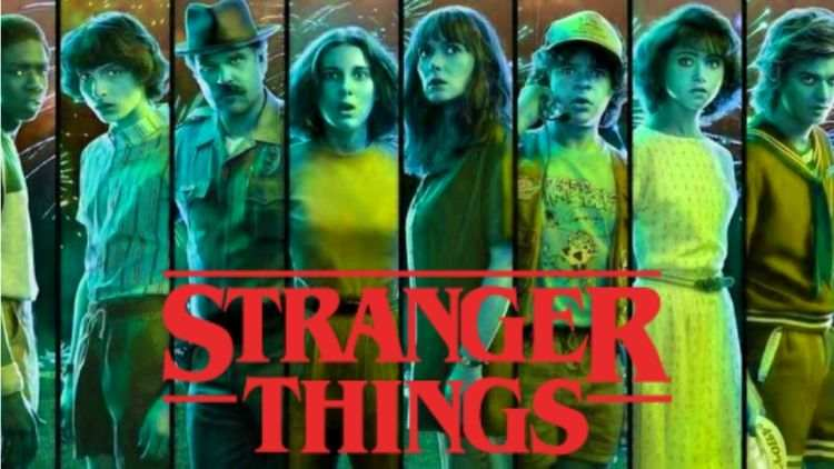 Stranger Things DKODING