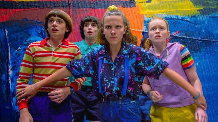 We Can't Stay Calm: Season 5 Of Stranger Things Coming Soon
