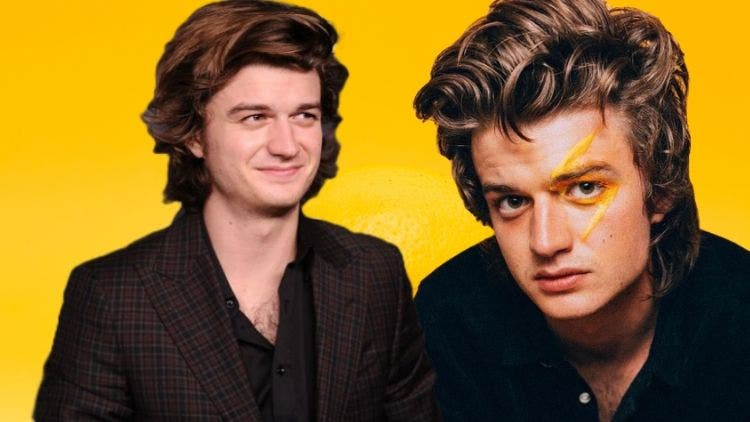 Stranger Things Star Joe Keery Is Roaming Around When The World Is In Upside Down