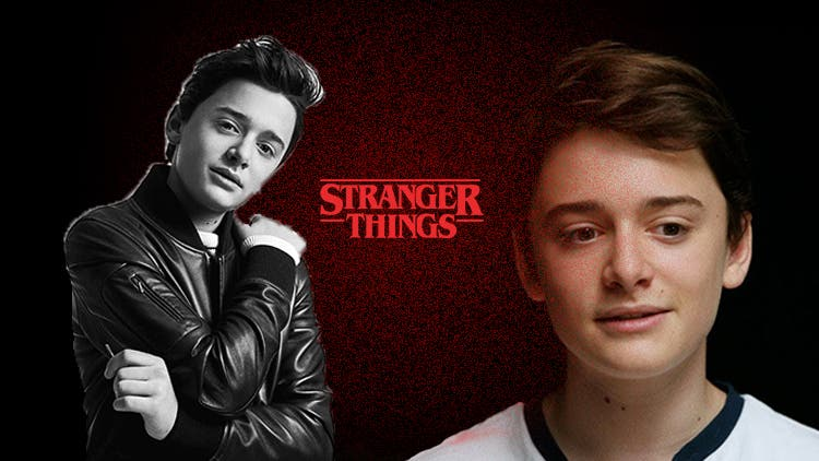 Stranger Things star Noah Schnapp