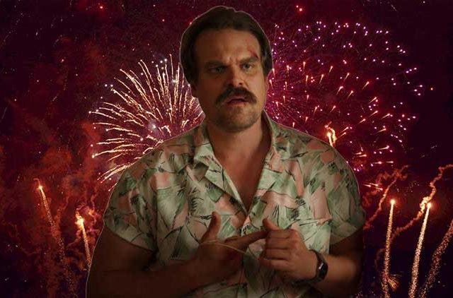 Stranger Things Hopper's Role DKODING