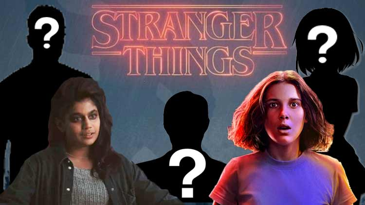 Strangers Things Test Subjects TV Web Entertainment DKODING
