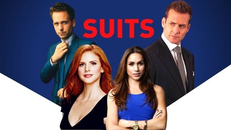 Suits season 10 four characters