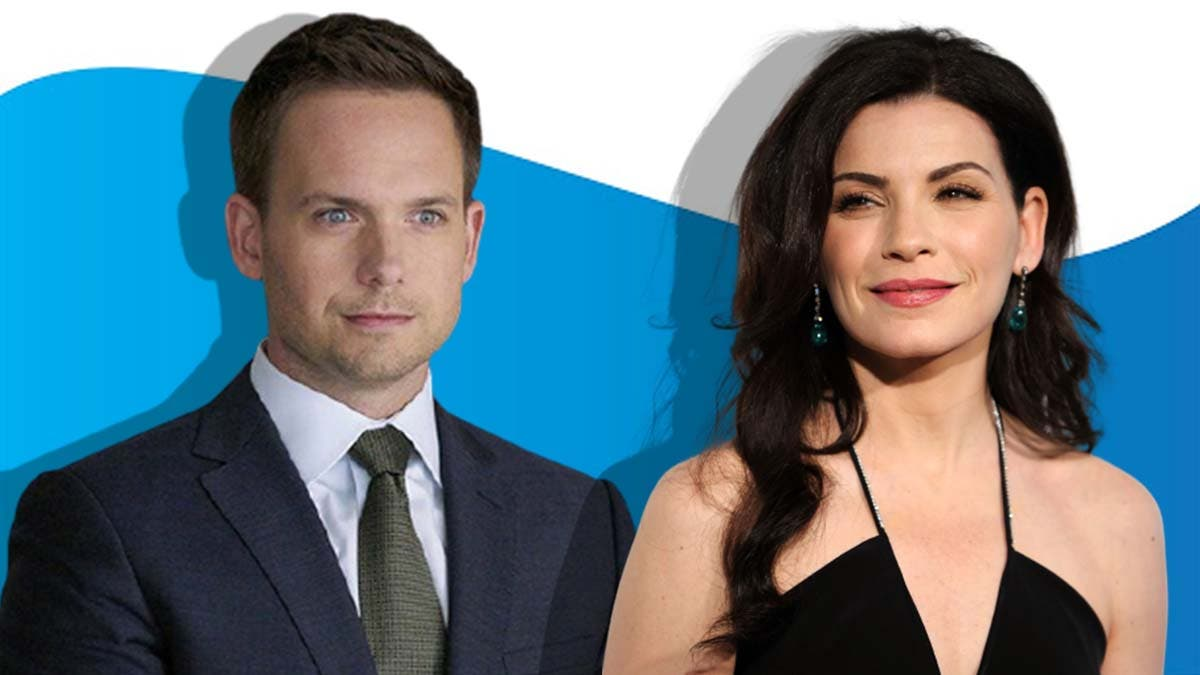 Suits Vs The Good Wife