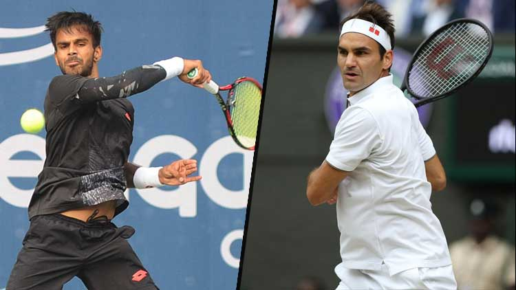 Sumit-Nagal-Roger-Federer-Tennis-Others-Sports-DKODING