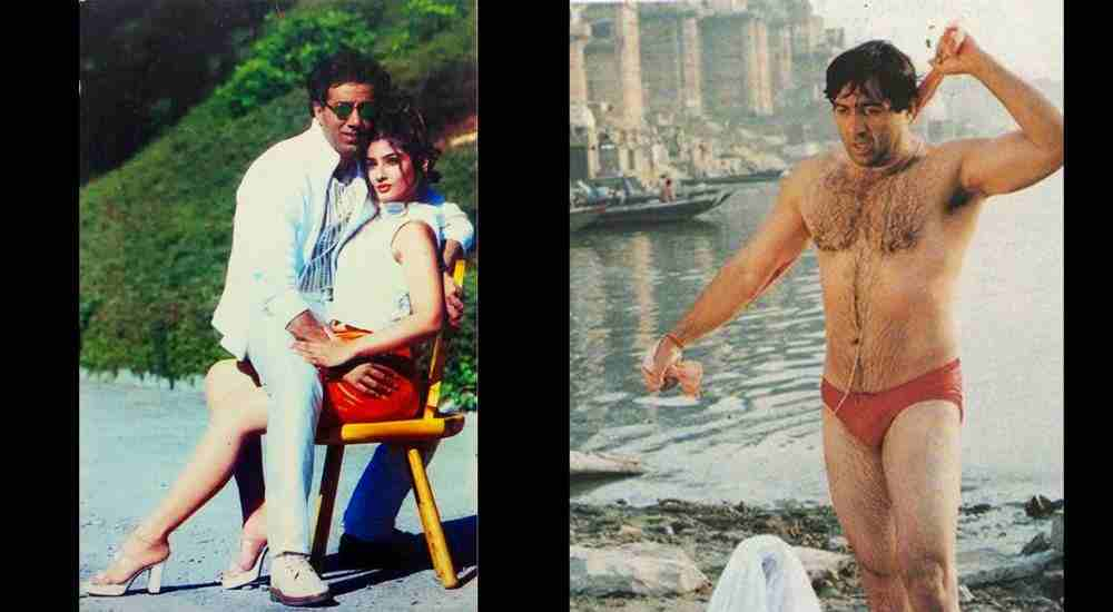 Sunny Deol Nude funny pic  DKODING