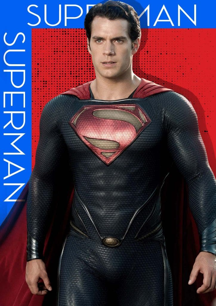 Okay! Do we have serious concerns about Superman's body?
