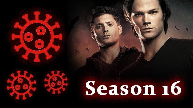 Supernatural Brothers Are Back With Season 16