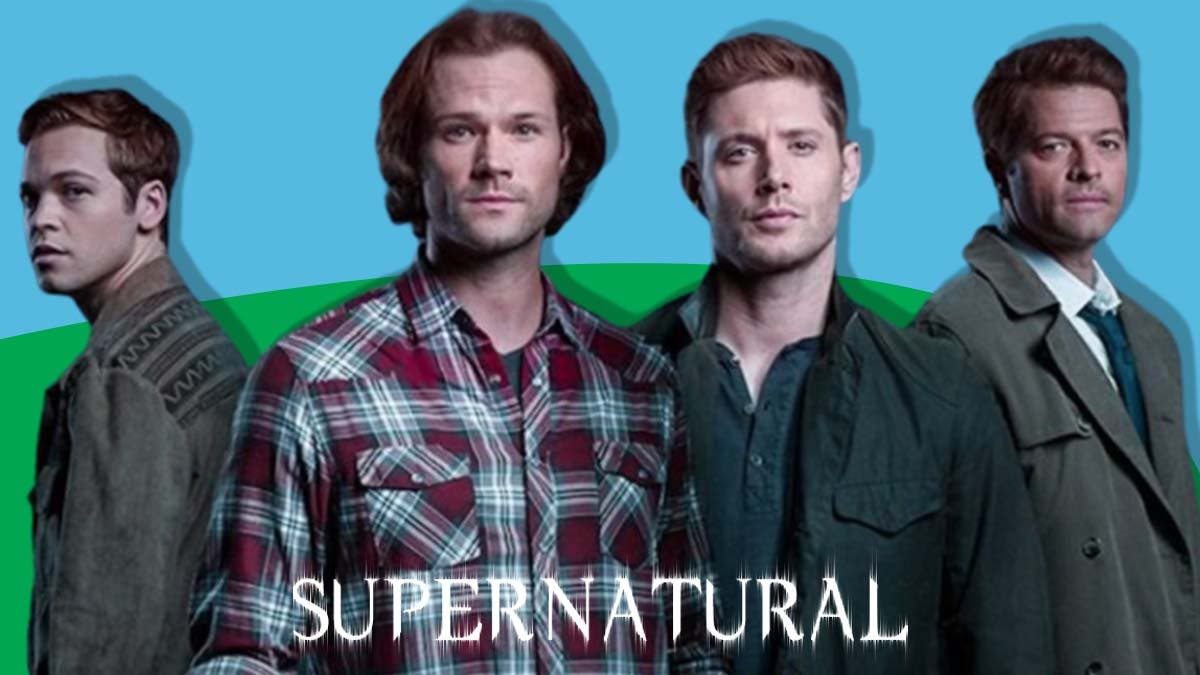 The final war with God in 'Supernatural' Season 15