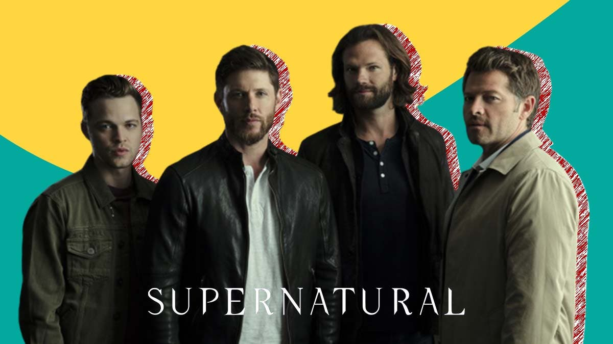 Is 'Supernatural' in the run for season 16?