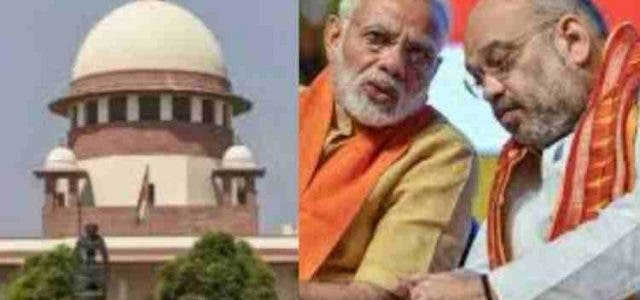 Supreme-Court-Directs-EC-To-Decide-Before-May-6-On-Narendra-Modi-And-Amit-Shah-India-Politics-DKODING