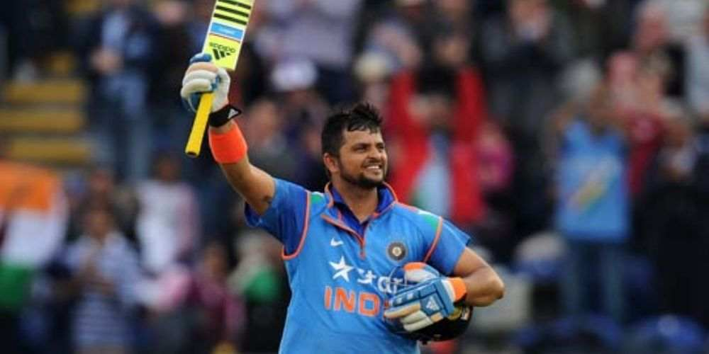 Suresh Raina Cricket Sports DKODING