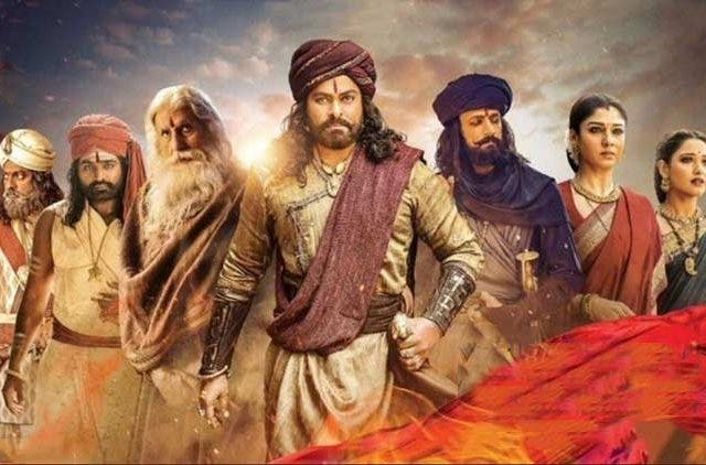Sye Raa Narasimha reddy Hindi trailer Bollywood DKODING