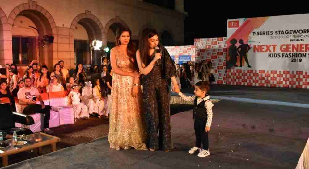 T-series-Kids-Fashion-Show-Bollywood-Entertainment-DKODING