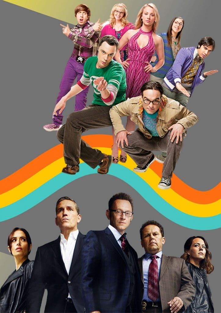 Big bang theory and person interest