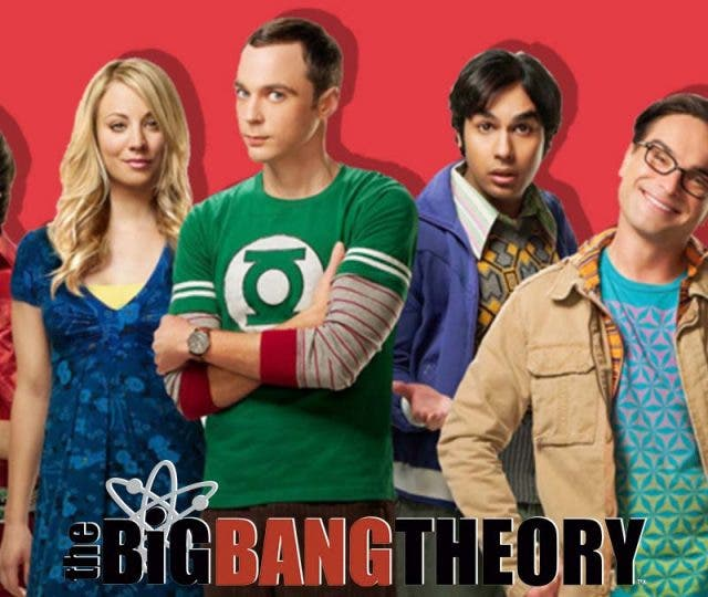 what TBBT cast were doing before the show?