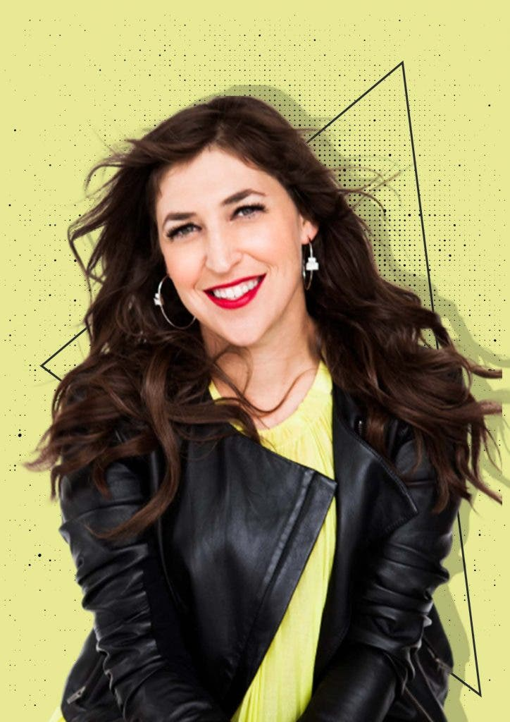 Mayim Bialik is the only actress who got TBBT role because she took a break from acting