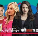 CBS desperately need The Person of Interest and Big Bang Theory shows back?