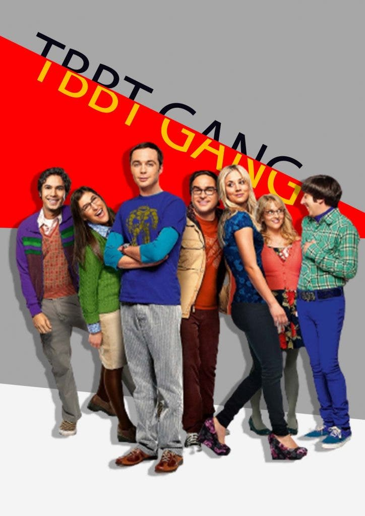 Raj just wanted the TBBT gang to hang out!
