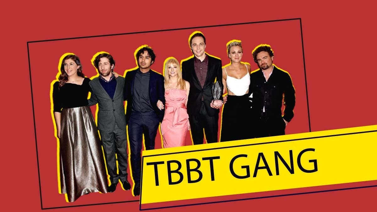 TBBT gang would have broken up in season 7 if not for Raj