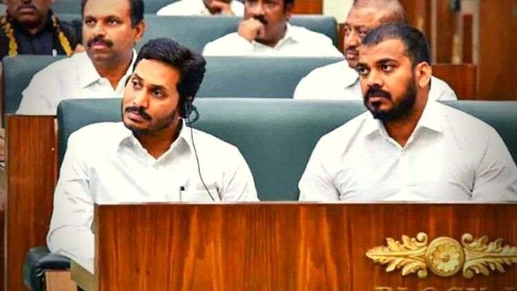 TDP-CM- Jaganmohan-Reddy-Heated-Discussions-In-Andhra-Pradesh-Assembly-India-Politics-DKODING