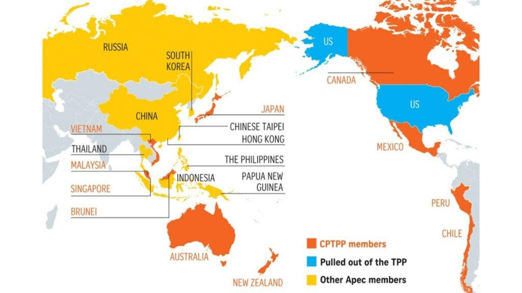 RCEP To TPP — Biden's Big Test Is Keeping US Relevant In China's New World Order