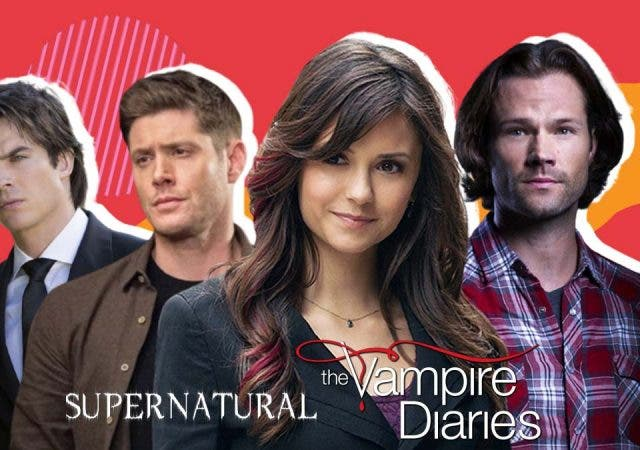 TVD and Superntural crossover