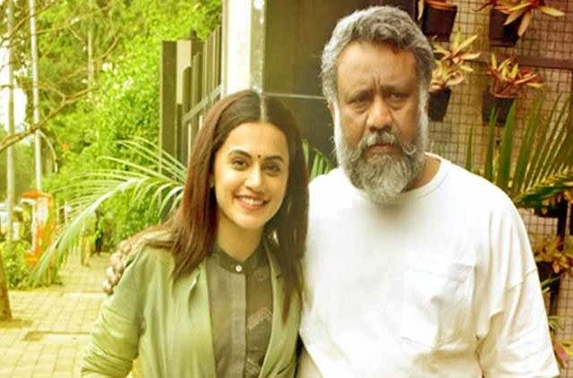 Taapsee-Pannu-Anubhav-Sinha-Entertainment-Bollywood-DKODING