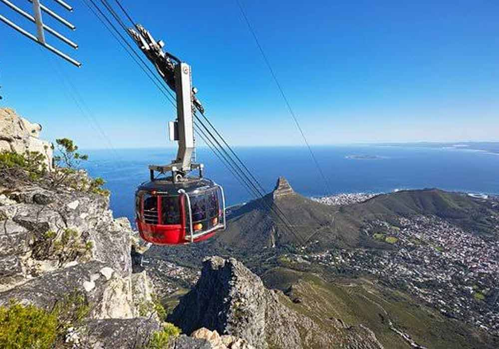Table Mountain Cape Town South Africa DKODING