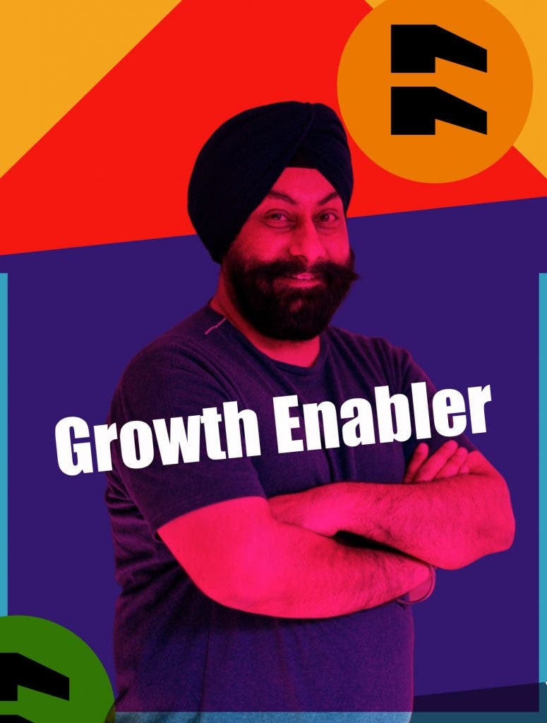 Gurinderpal Singh, Talent 21