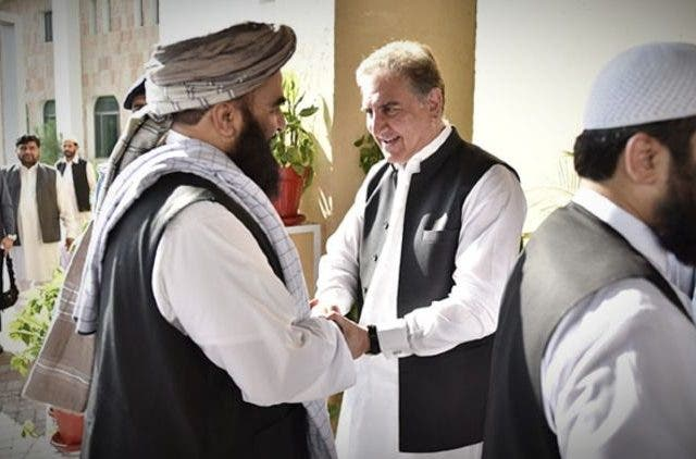 Taliban Delegation Meets Pak FM Global DKODING