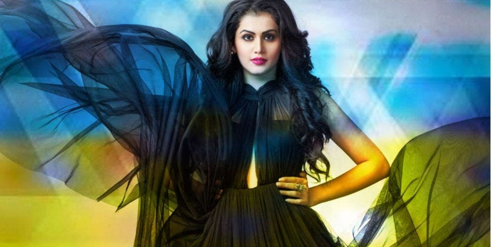 Taapsee Pannu Bollywood Actress dkoding