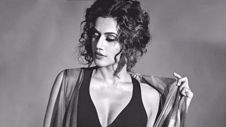 Tapsee Pannu: A Tsunami of Talent that's sweeping Bollywood - DKODING