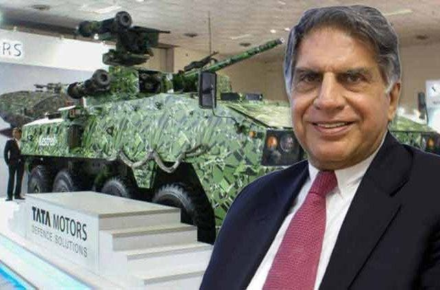 Tata-Motors-Private-Players-In-Defence-Sector-Companies-Business-DKODING